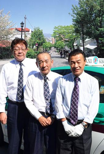 函館・道南の移動手段に、どなたでも・どこへでも。